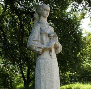 Изворът на Белоногата край Харманли