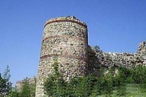 Крепостта Мезек