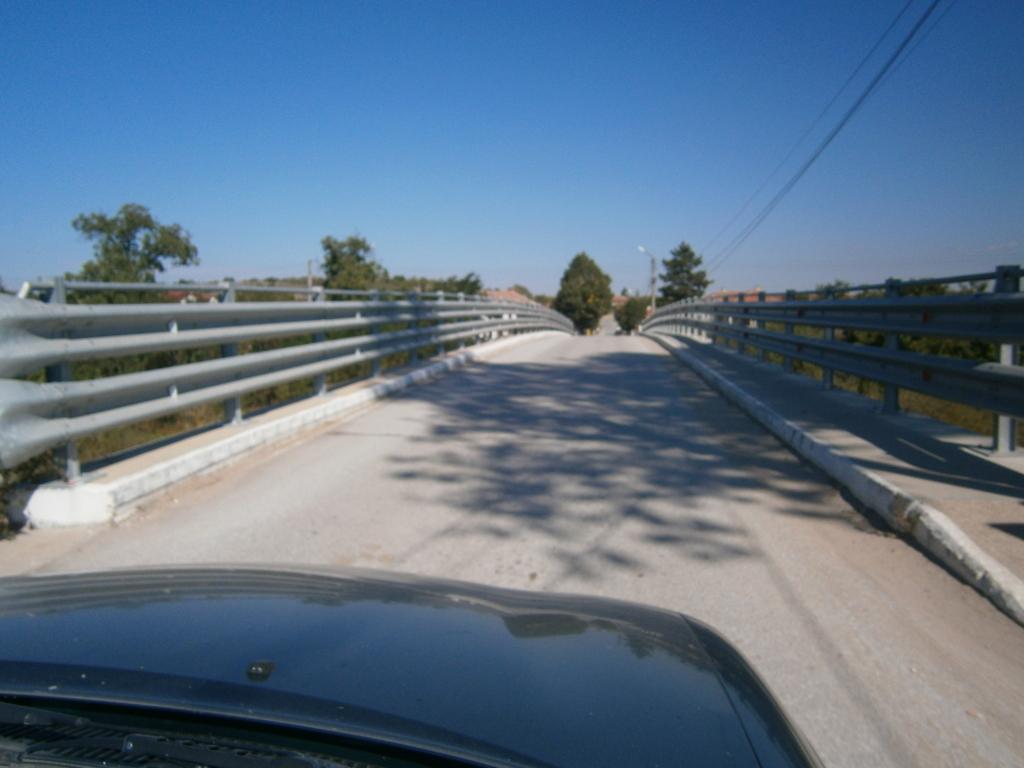 Моста над река Бисерска