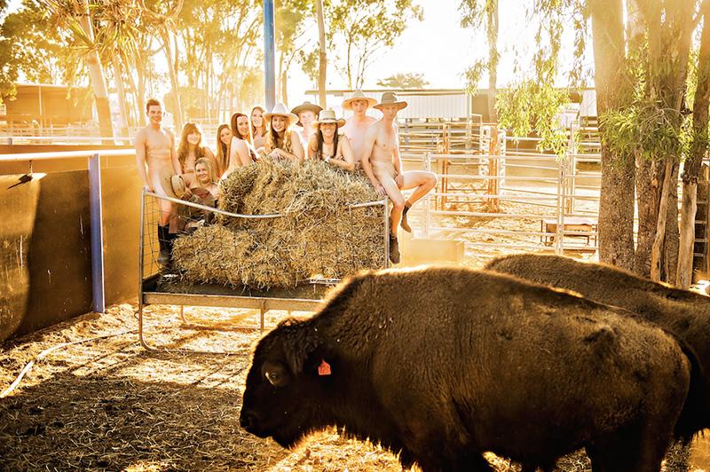 Гол календар на австралийските фермери и ветеринари